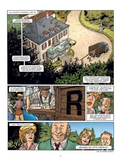 Page 1 Les aventures de Betsy tome 3