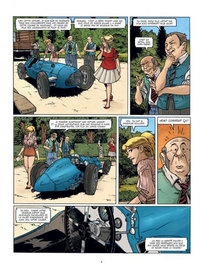 Page 2 Les aventures de Betsy tome 3