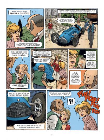 Page 3 Les aventures de Betsy tome 3
