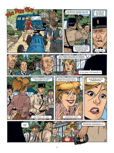 Page 4 Les aventures de Betsy tome 3