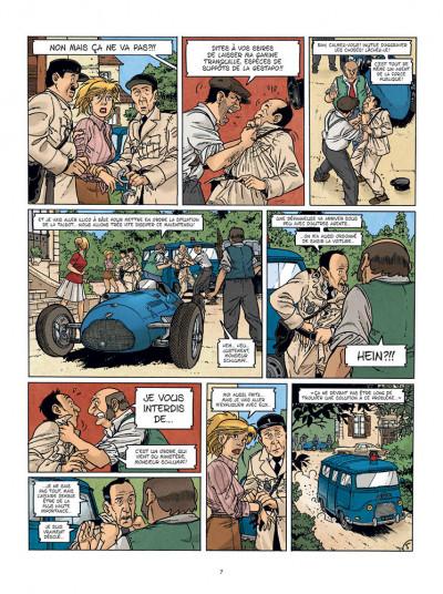 Page 5 Les aventures de Betsy tome 3