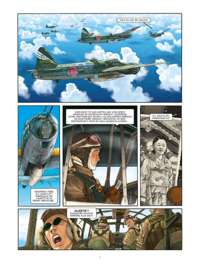 Page 2 Angel wings - grand format tome 5