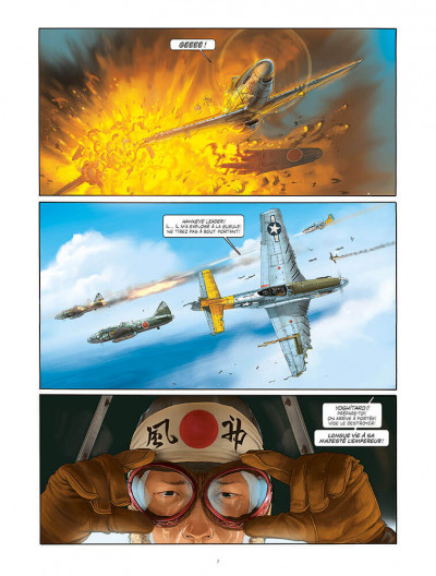 Page 5 Angel wings - grand format tome 5