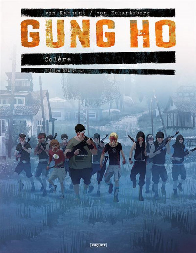 Couverture Gung ho - édition deluxe tome 4.2