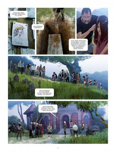 Page 2 Gung ho - édition deluxe tome 4.2