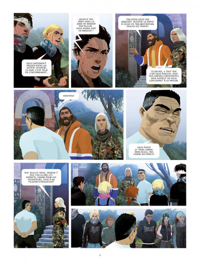 Page 3 Gung ho - édition deluxe tome 4.2
