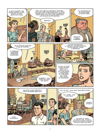 Page 4 Hercule Poirot - Rendez-vous avec la mort