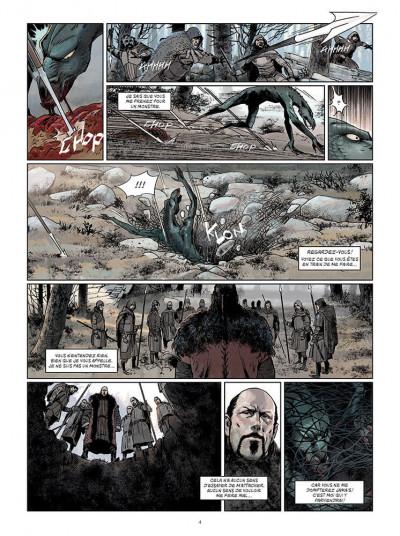 Page 2 Shayne tome 1 - Les 15 derniers jours de la vie de Shayne