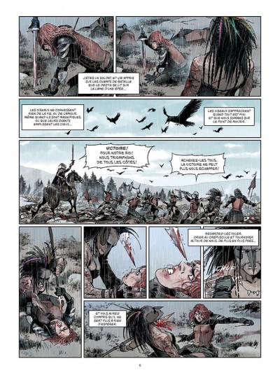 Page 5 Shayne tome 1 - Les 15 derniers jours de la vie de Shayne