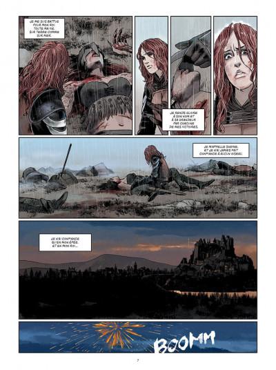 Page 6 Shayne tome 1 - Les 15 derniers jours de la vie de Shayne