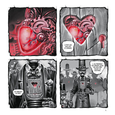 Page 1 Les contes mécaniques