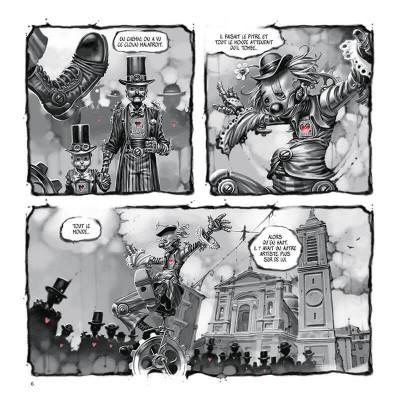 Page 2 Les contes mécaniques