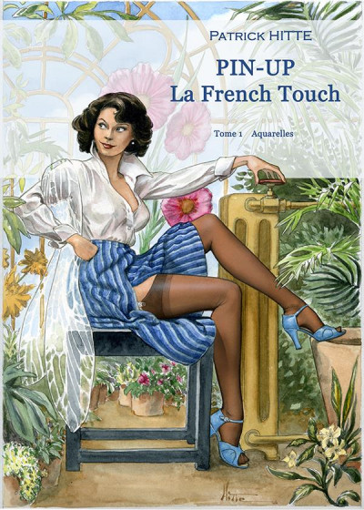 Couverture Pin-up - la french touch tome 1