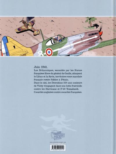 Dos Ciel de guerre tome 3