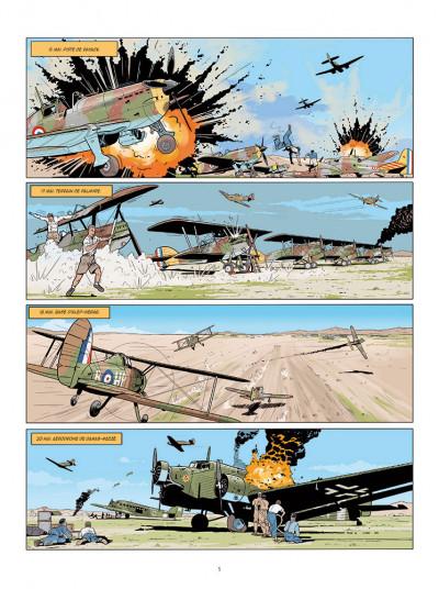 Page 6 Ciel de guerre tome 3