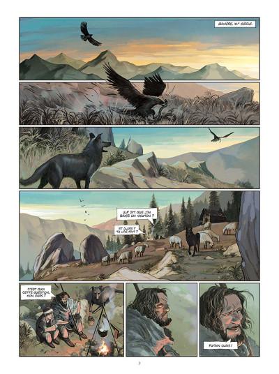 Page 1 La chronique des immortels tome 5