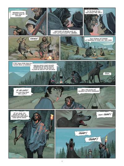 Page 2 La chronique des immortels tome 5