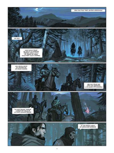 Page 4 La chronique des immortels tome 5
