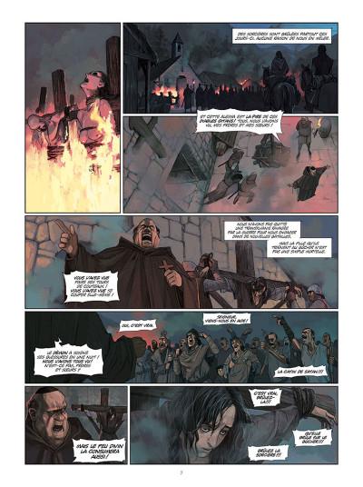 Page 5 La chronique des immortels tome 5