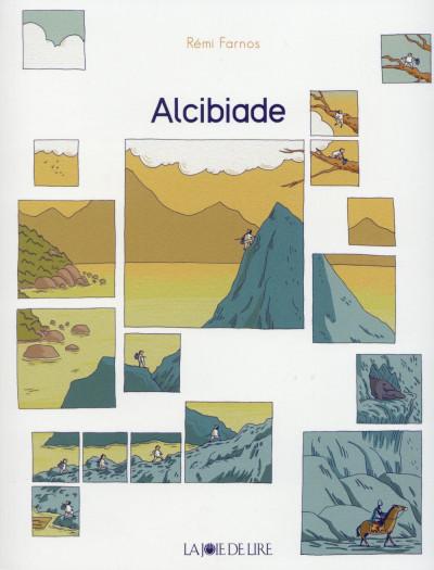 Couverture Alcibiade