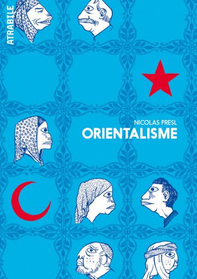 Couverture Orientalisme