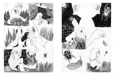Page 3 Pendant que le loup n'y est pas