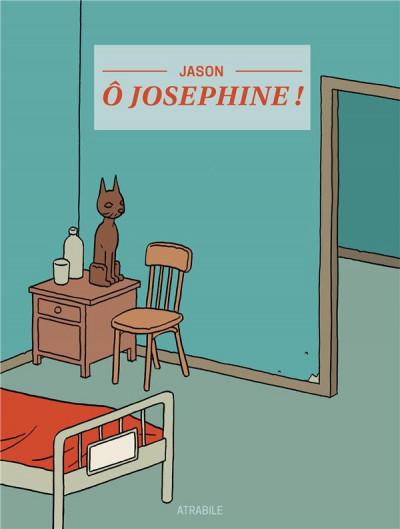 Couverture Ô Joséphine !