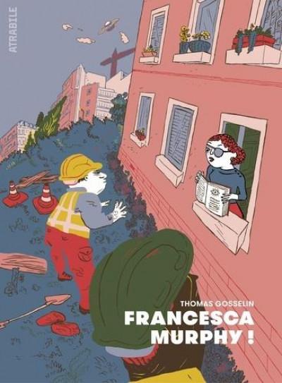 Couverture Francesca Murphy !