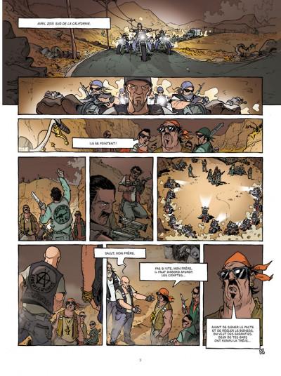 Page 1 amerikkka tome 9 - cauchemar californien