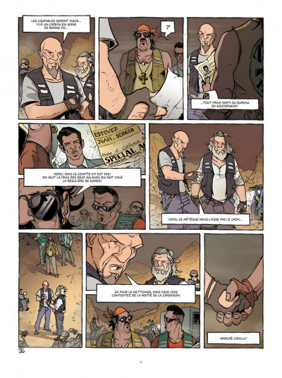 Page 2 amerikkka tome 9 - cauchemar californien