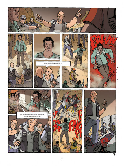 Page 3 amerikkka tome 9 - cauchemar californien