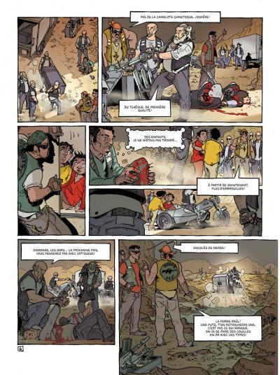 Page 4 amerikkka tome 9 - cauchemar californien