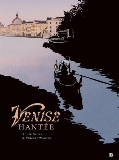 Couverture Venise hantée