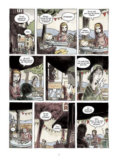Page 1 La trajectoire des vagabonds