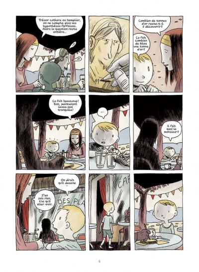 Page 3 La trajectoire des vagabonds