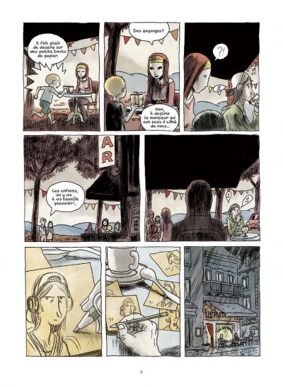 Page 4 La trajectoire des vagabonds