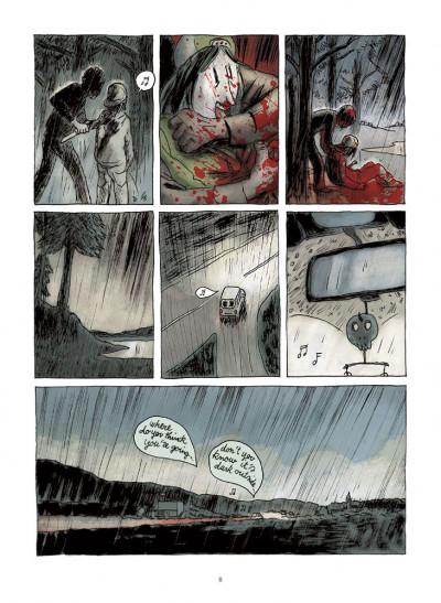 Page 6 La trajectoire des vagabonds