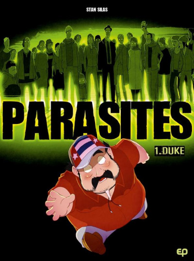 Couverture Parasites tome 1