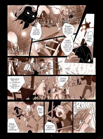 Page 1 Parasites tome 1