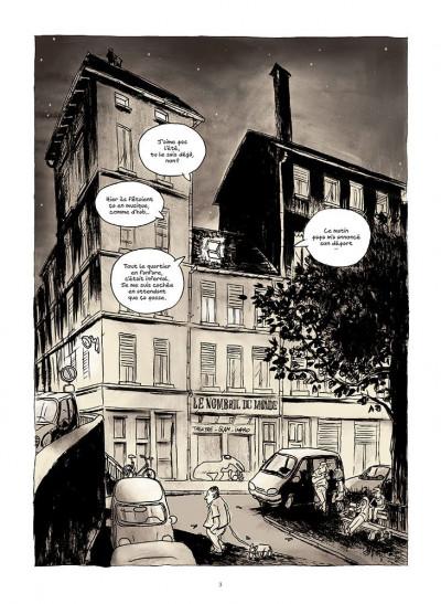 Page 1 Des fragments de l'oubli