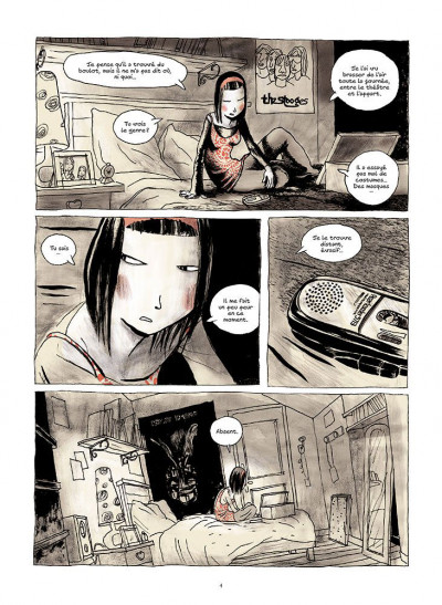 Page 2 Des fragments de l'oubli
