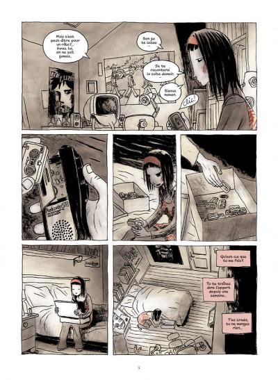 Page 3 Des fragments de l'oubli