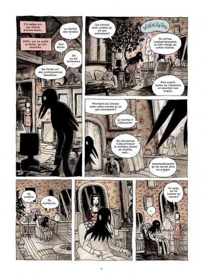 Page 4 Des fragments de l'oubli