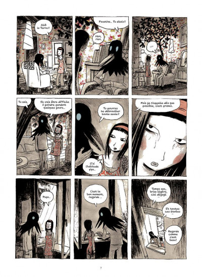 Page 5 Des fragments de l'oubli