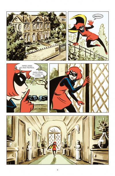 Page 1 Bandette tome 1