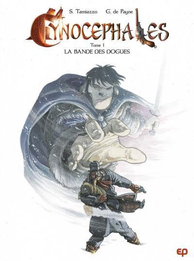 Couverture Cynocéphales tome 1