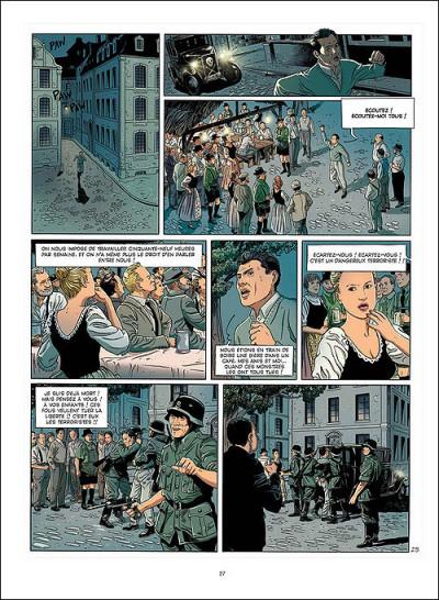Page 2 Julia Von Kleist tome 1 (édition 2017)