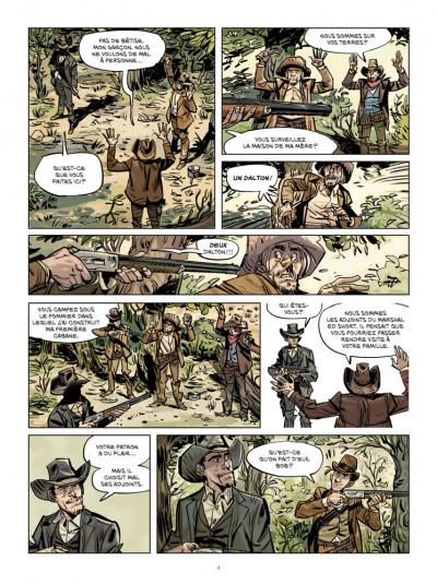 Page 2 Les Dalton tome 2