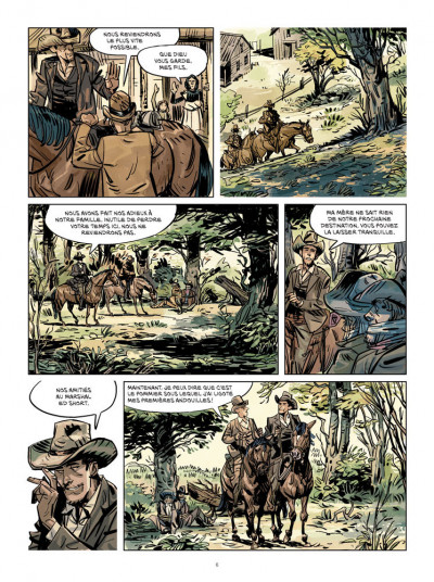 Page 4 Les Dalton tome 2