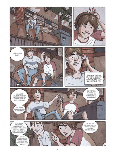 Page 4 Yeux gris